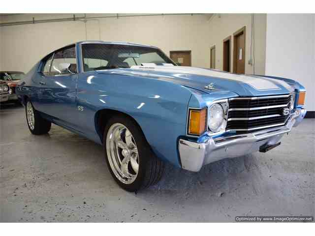 1972 Chevrolet Chevelle SS | 987092