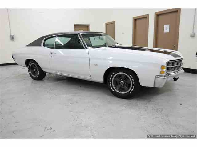 1971 Chevrolet Chevelle Malibu | 987096