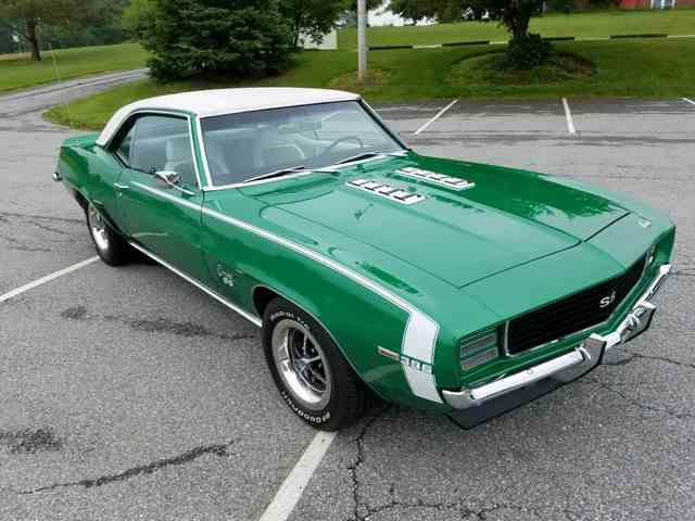 1969 Chevrolet Camaro | 987106
