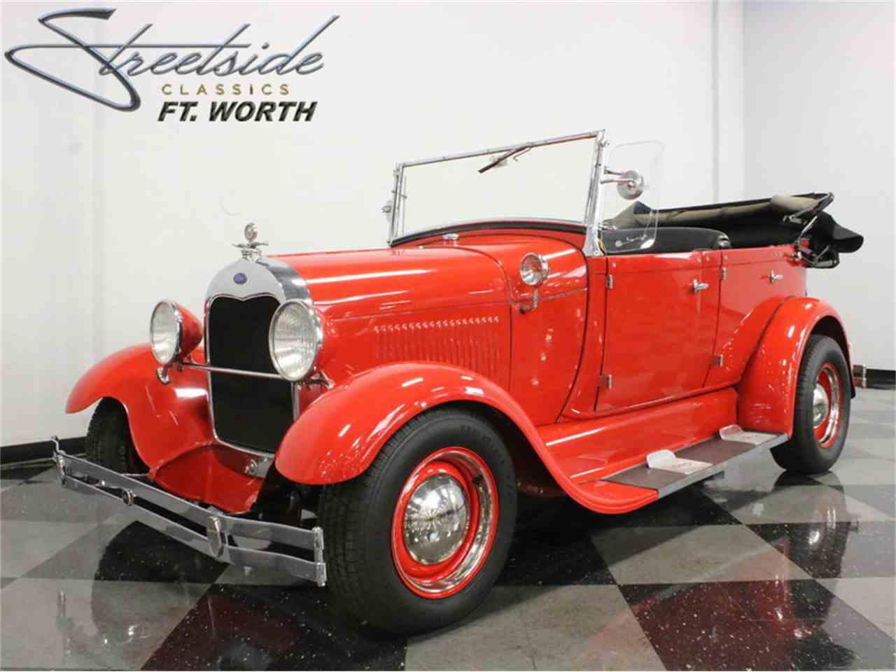 1929 Ford Model A for Sale | ClassicCars.com | CC-987110