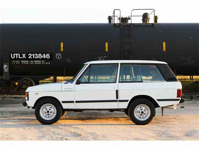 Picture of '80 Range Rover - L5NR