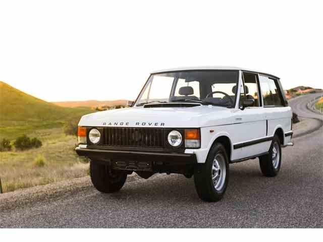 1980 Land Rover Range Rover | 987111