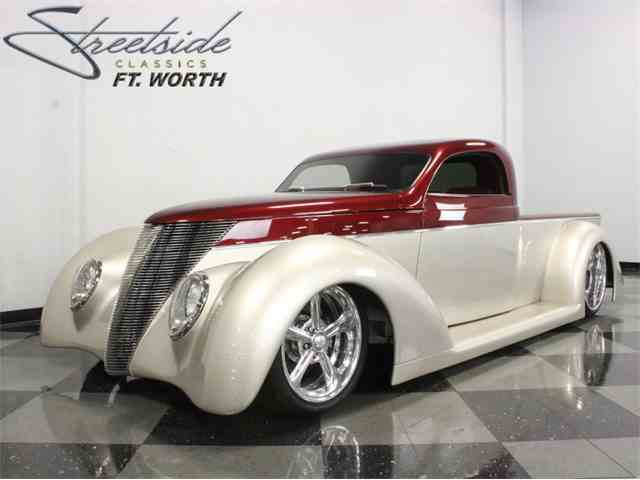 1937 Ford Phantom Truck | 987112