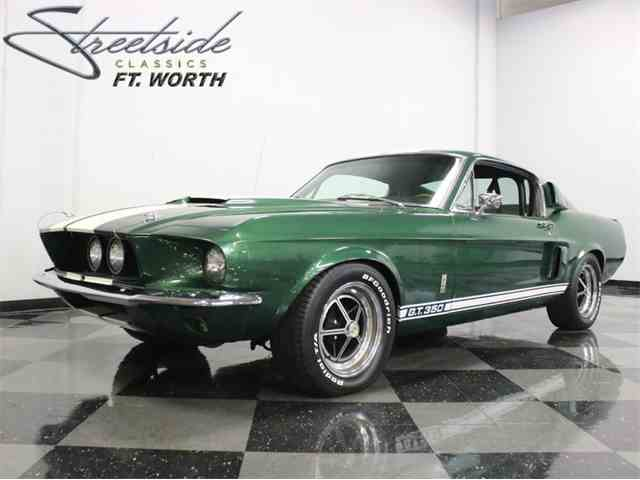 1967 Ford Mustang Shelby GT350 Supercharged | 987113