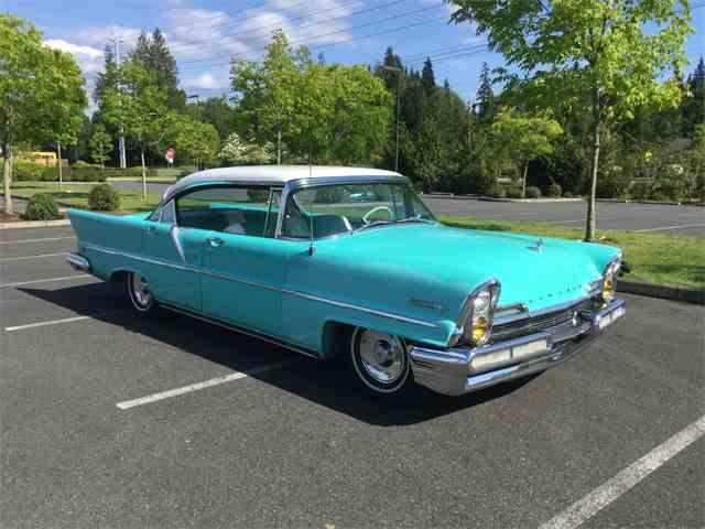 1957 Lincoln Premiere Landau | 987117