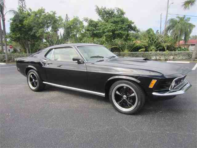1970 Ford Mustang | 987124
