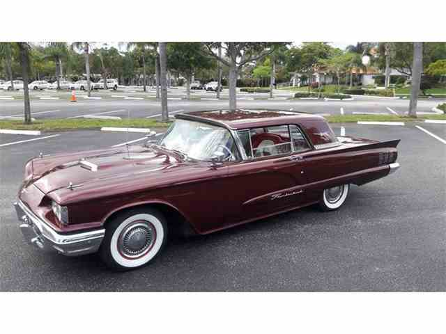 1960 Ford Thunderbird | 987125