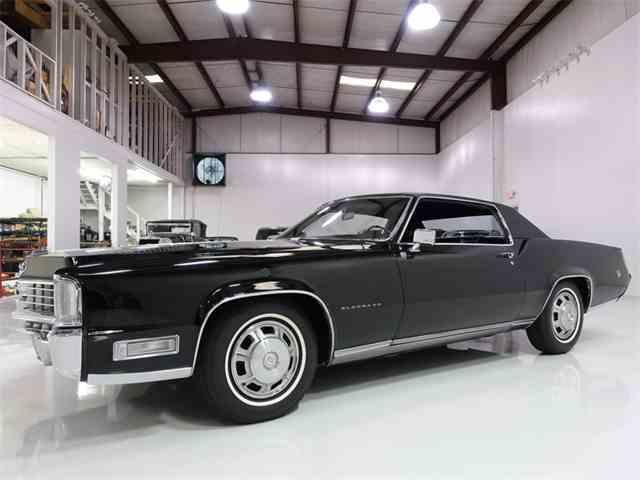 1968 Cadillac Fleetwood Eldorado | 987127