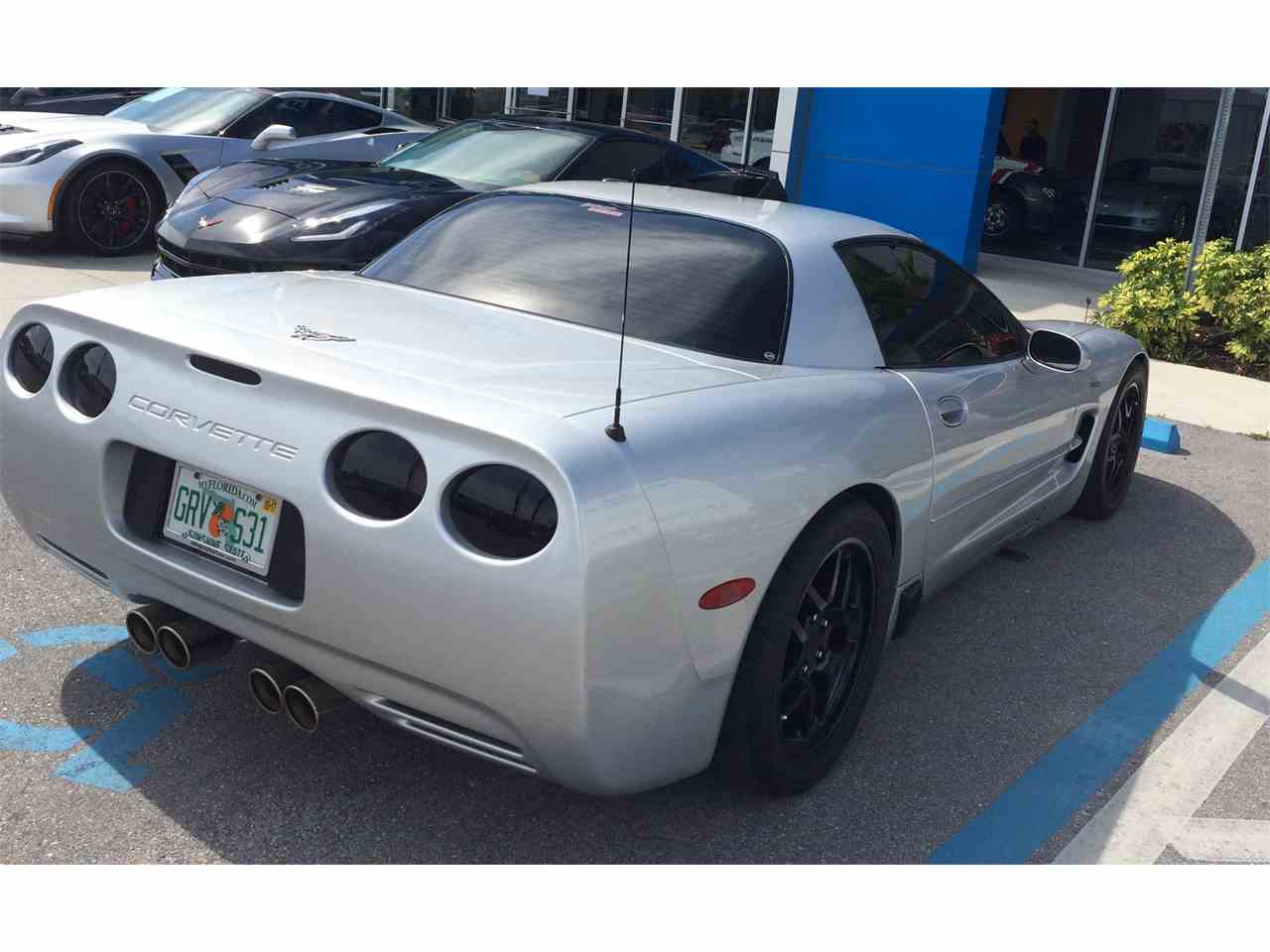 Large Picture of '03 Corvette Z06 - L5O8