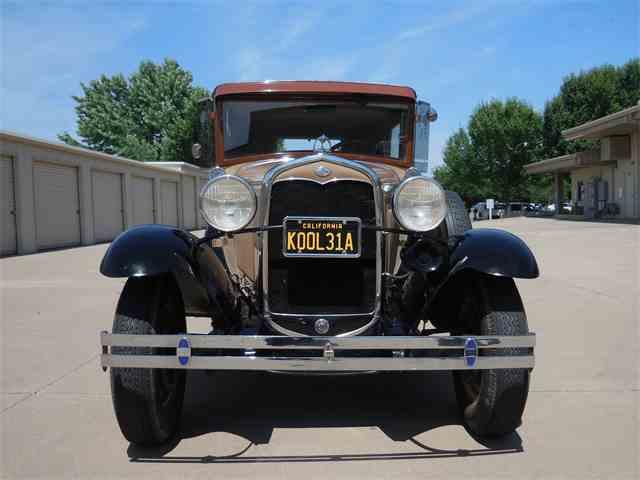 1931 Ford Model A Tudor Sedan | 987130