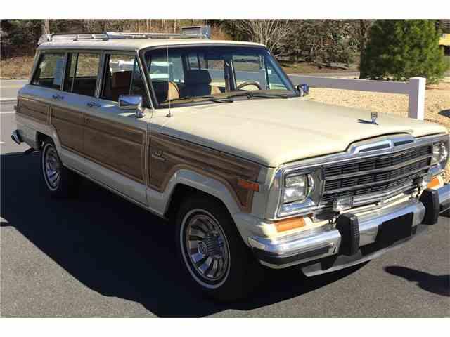 1986 Jeep Wagoneer | 987132