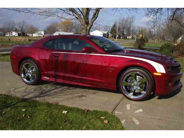 2010 Chevrolet Camaro RS/SS | 987133