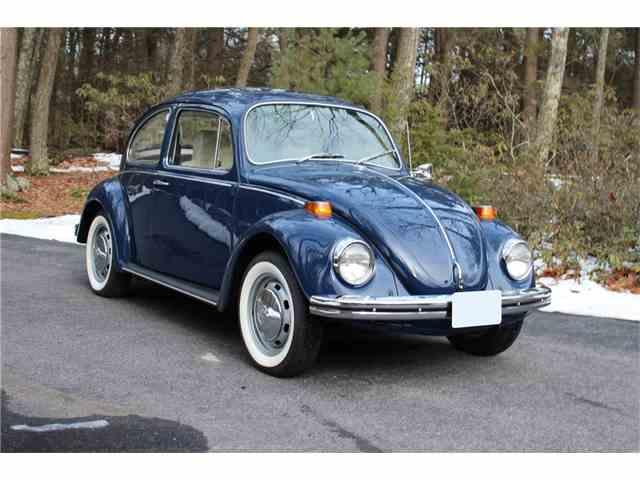 1970 Volkswagen Beetle   987134