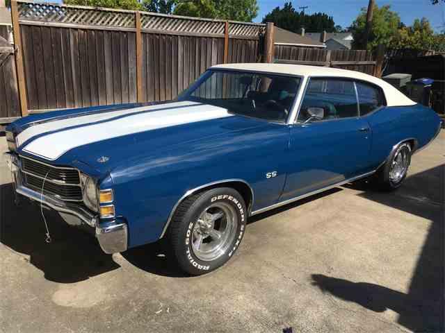 1971 Chevrolet Chevelle Malibu | 987145