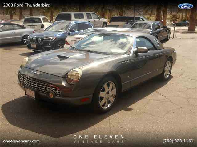 2003 Ford Thunderbird | 987153