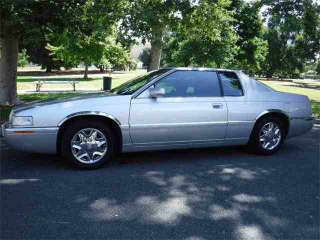 2000 Cadillac Eldorado   987154