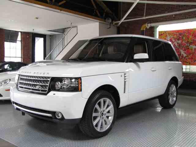 2012 Land Rover Range Rover   987157