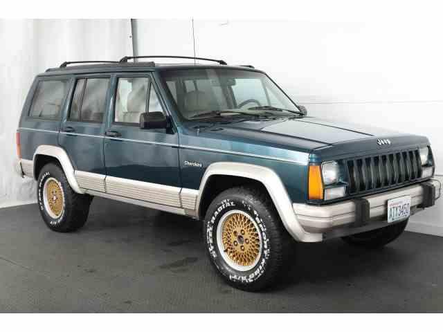1996 Jeep Cherokee | 987160