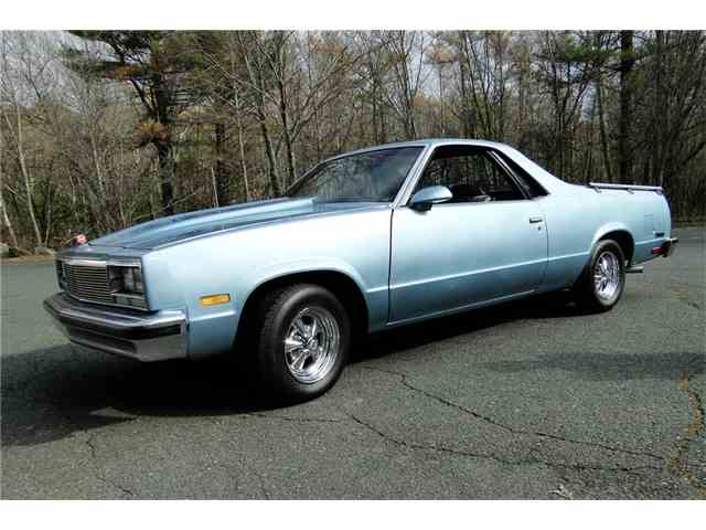 1987 Chevrolet El Camino | 987163
