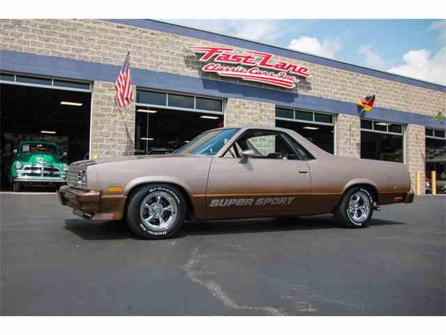 1983 Chevrolet El Camino | 987164