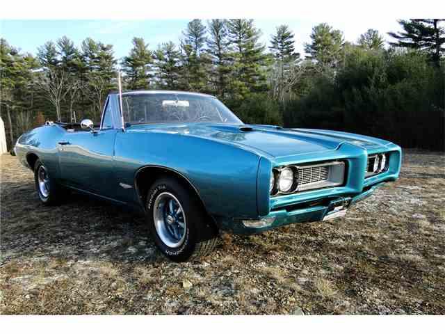 1968 Pontiac GTO | 987165