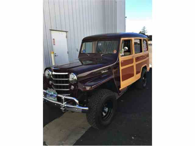 1951 Willys-Overland Jeepster | 987168