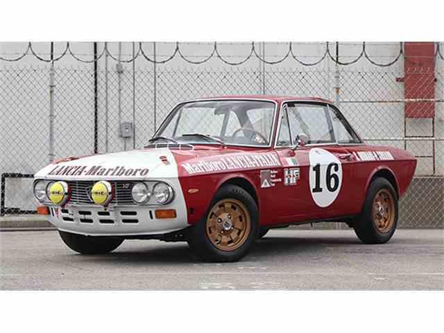1971 Lancia Fulvia Coupe 1.3S | 987169