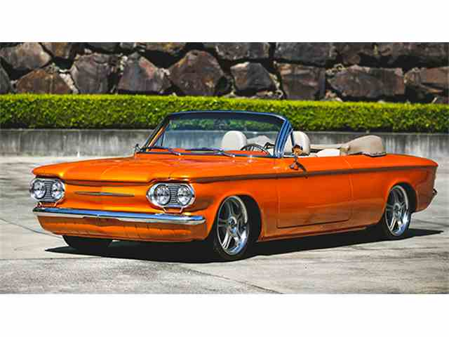 1962 Chevrolet Corvair Monza Spyder Hot Rod | 987175