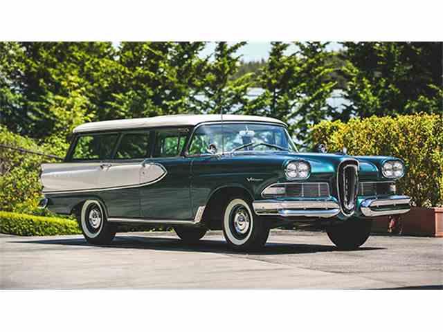 1958 Edsel Villager | 987177