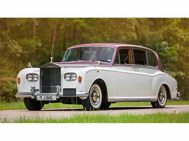 1971 Rolls-Royce Phantom VI Limousine by Mulliner Park Ward | 987178