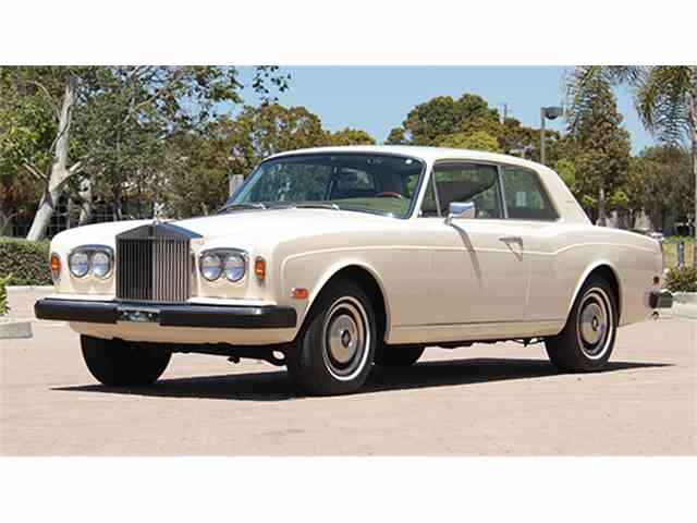 1977 Rolls-Royce Corniche Fixed Head Coupe | 987181