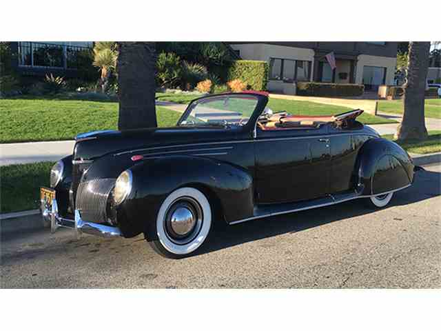 1939 Lincoln-Zephyr V-12 Convertible | 987184