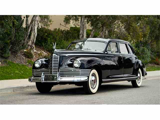 1946 Packard Custom Super Clipper Limousine | 987185