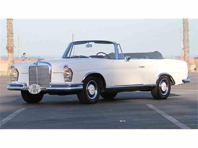1962 Mercedes-Benz 220SE | 987188
