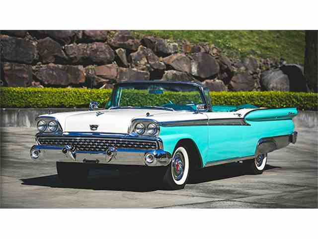 1959 Ford Galaxie 500 V-8 Sunliner | 987189