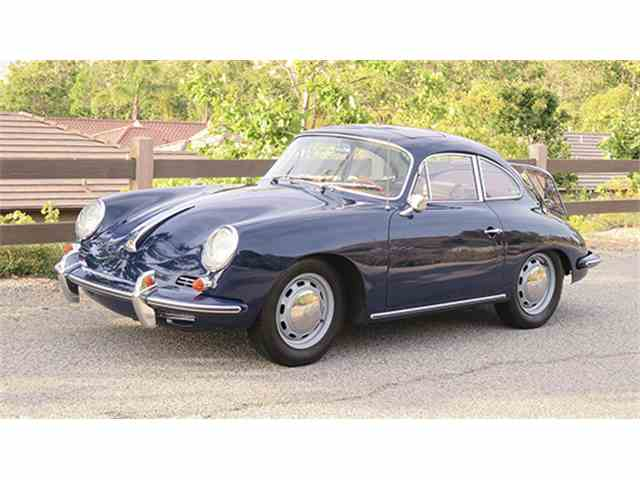 1964 Porsche 356 C 1600 C Coupe by Reutter | 987191