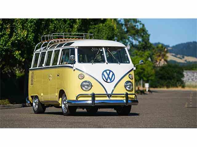1963 Volkswagen Type 2 '23-Window' Microbus | 987192