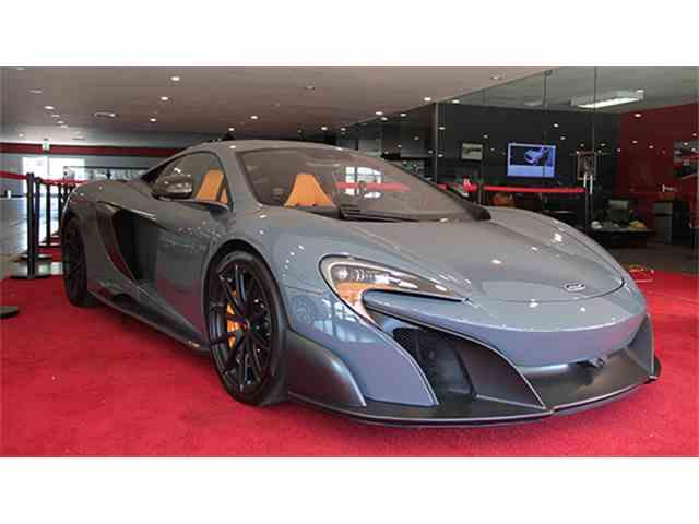 2016 McLaren 675LT | 987193