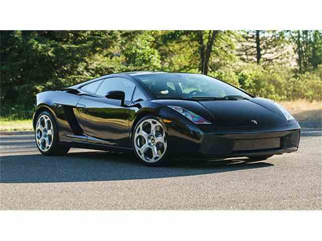 2004 Lamborghini Gallardo | 987194