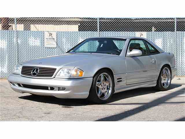 2002 Mercedes-Benz SL500 | 987200