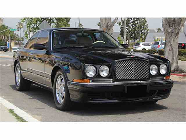 1998 Bentley Continental | 987204