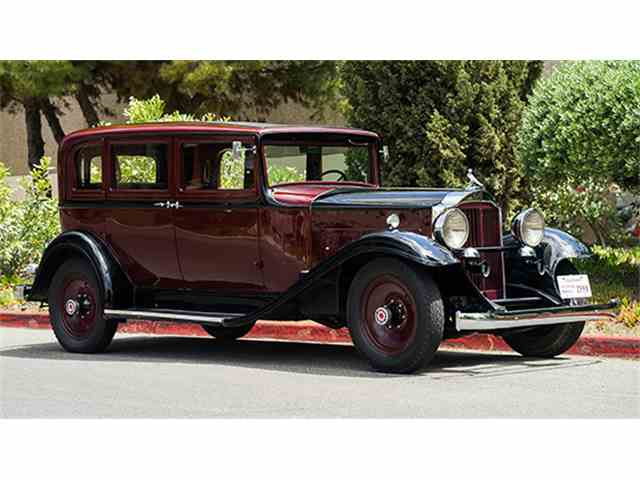 1932 Packard Eight Five-Passenger Sedan | 987207