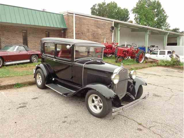 1931 Ford Model A Street Rod | 987212