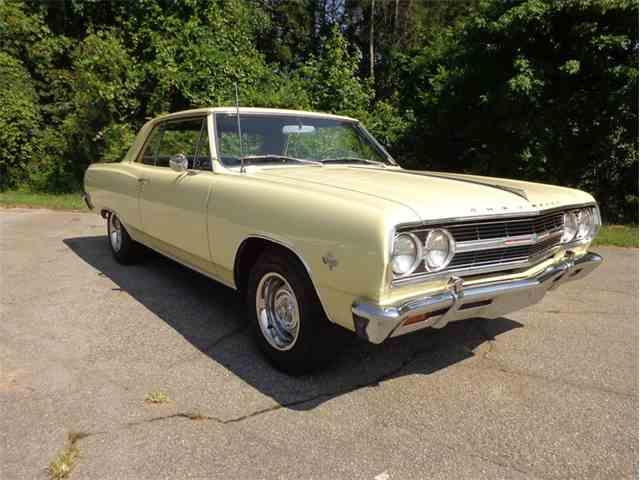 1965 Chevrolet Malibu SS | 987212