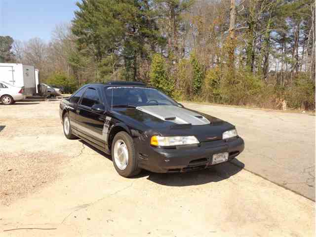 1992 Ford Thunderbird | 987218