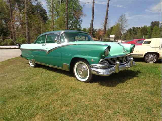 1956 Ford Victoria | 987219