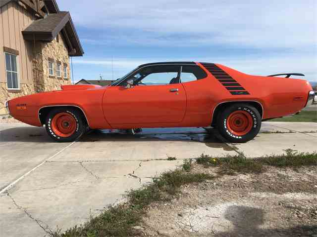 1972 Plymouth Satellite | 980722