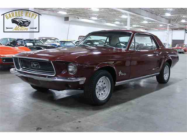 1968 Ford Mustang | 987225