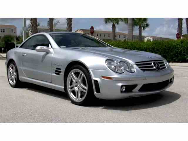 2007 Mercedes Benz SL550 | 987229