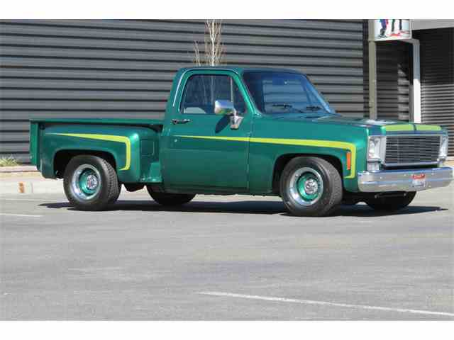 1976 Chevrolet C/K 10 | 980724